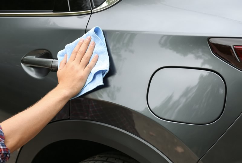 Remove Scratches From Your Used Car